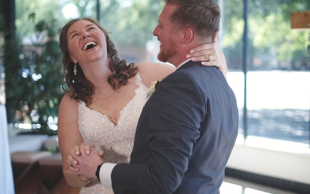 Cecile And Nathan's Wedding Video
